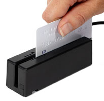 bank card reader